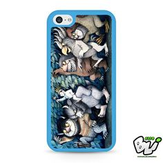 Where The Wild Things Are iPhone 5C Case
