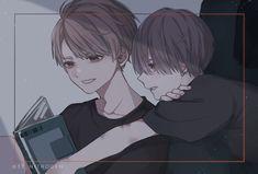 Anime Chibi, Manga Anime, Anime Art, Cool Anime Guys, Cute Anime Boy, Dark Art Illustrations, Illustration Art, Persona Anime, Cute Korean Boys