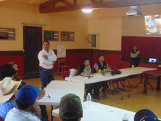 PRESENTAN EL PROGRAMA DE ACCION ENTORNOS Y COMUNIDADES SALUDABLES EN JANOS