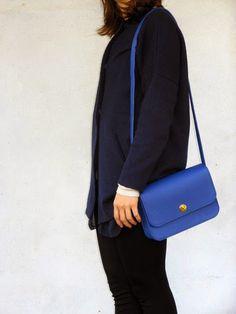 La notte le penso: Focus on: Zia Sandra Bag - handmade leather bag