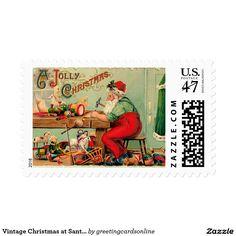 Vintage Christmas at Santa's Workshop