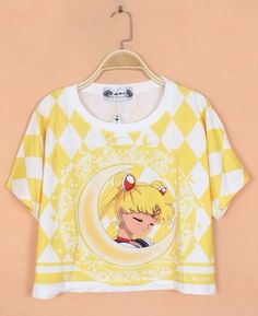 #T-shirt #sailormoon #fashion #truefashion
