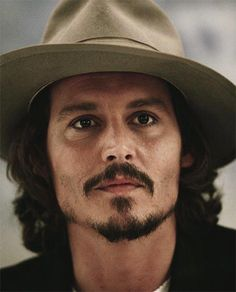 Johnny Depp. he is sooooooooooo handsome