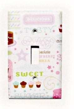 Cupcake Kitchen Decor, Hanging Towels, Pot Holders, Pink Crochet ...