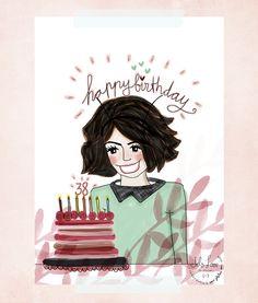 Reflexiones de una de 38. Happy Birthday to Me!!! :)