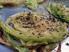 Roasted Cabbage Slices delicious and healthy 365x274 Roasted Cabbage Slices