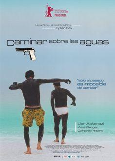 Caminar sobre las aguas (2004) Israel. Dir: Eytan Fox. Thriller. Drama. Homosexualidade - DVD CINE 680