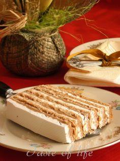 Taste of life: Torta sa turskim keksom