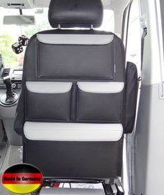 Das Känguru! Die VW T5 Sitzlehnentasche