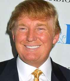Donald Trump-- his Scottish mom was born on the Isle of Lewis, in the Outer Hebrides of Scotland.