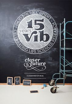 15 years VIB: Event and 9 Books / Coming Soon