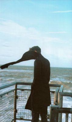 pleviose:  Wolfgang Tillmans, Elephant Man (2012)