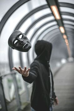 Unveil the truth, behind the long worn mask of yours...