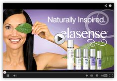 Developed by a medical expert, Elasense safely and effectively helps to make your skin more beautiful.  Each product contains SynerG4™, an exclusive antioxidant complex comprised of 4 powerful natural ingredients; the master antioxidant glutathione plus extracts of green tea, acai berry and cactus that work synergistically to produce amazing results. Every ingredient in the Elasense collection has been handpicked by a renowned dermatologist to safely deliver optimum results.