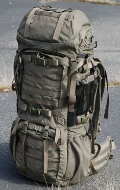 Eberlestock V69 Destroyer Pack...need to look into this - especially if I'm not happy with my Badlands pack