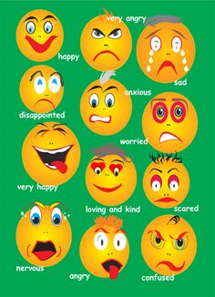 Puzzles : Sunny Feeling Faces