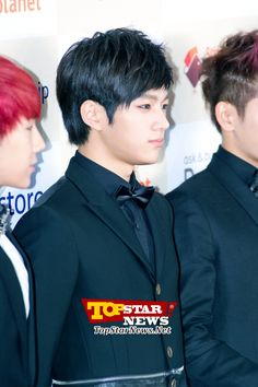 Infinite's El, 'Looks good even from the side'… Red carpet of the 2012 Melon Music Awards [KPOP PHOTO]