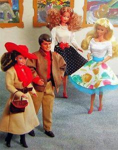 Catálogo #Barbie Passeio, Estrela, 1989