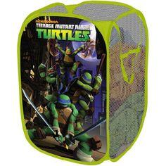 Teenage Mutant Ninja Turtles Lava Lamp Green Wax Clear