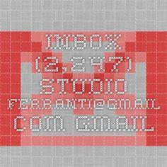 Inbox (2,247) - studio.ferranti@gmail.com - Gmail