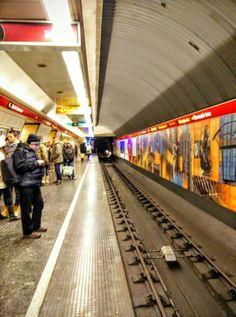 Subway station / Budapest