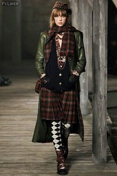 Chanel Pre-fall 2013 Women's Trendy Collection