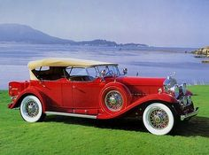Domestic Auto Transport Here is how we Rock. #LGMSports haul it with http://LGMSports.com 1930 Cadillac - Sport Phaeton…