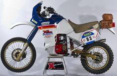 La #Honda #XL di Ciro De Petri.