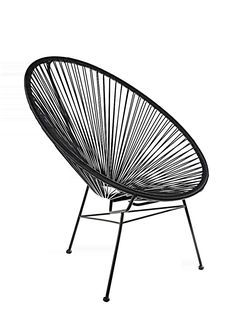 Lovely Chair und ein echter Designklassiker - Der Acapulco Chair Oval   designupdate.de