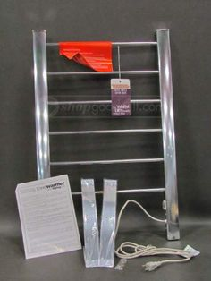 shopgoodwill.com: Warmrails Heated towel drying warming rack TL6
