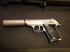 Suppressed Walther TPH