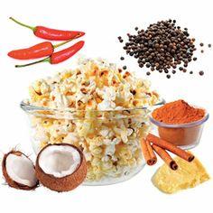 Healthy Ways to Top Your Popcorn