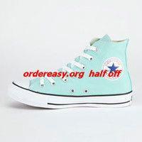 cheap converse all star shoes Tiffany Blue Converse, Tiffany Blue Shoes, Cheap Converse Shoes, Outfits With Converse, Converse All Star, Shoes Sneakers, Blue Sneakers, Converse High, Men's Shoes
