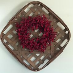 Love my tobacco basket