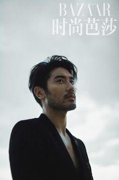 Asian Male Model, Male Models, Juliette Aristides, Beautiful Men, Beautiful People, Godfrey Gao, Character Aesthetic, Human Anatomy, Male Face