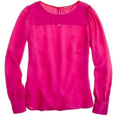 J. Crew.  Love this color pink!
