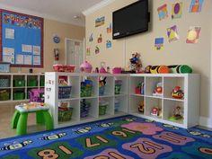 home preschool setup - Google Search