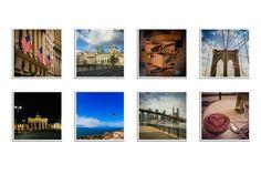 Magnesy Instagram, Wydruki własne Pixgraf - wydruki z Instagram jako: magnesy na lodówkę, zakładki do książek, obrazy, koszulki
