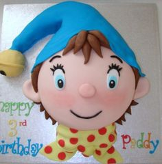 Noddy Cake by RubyteaCakes, via Flickr