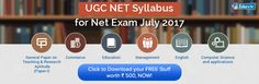 UGC NET Syllabus for Net Exam January 2017 | Updated Hit Like & Share ! Visit here - http://ift.tt/1OpYkoW