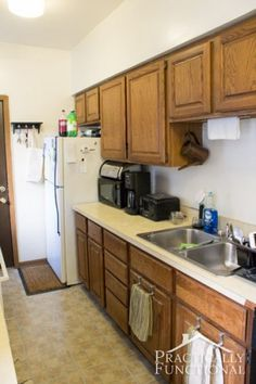 Kitchen Tour: Making The Most Of A Small Kitchen!   Practically Functional
