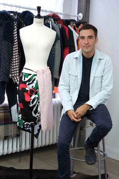 """Meet The Designer Who's Bringing The Slow-Food Movement To Fashion #refinery29  http://www.refinery29.com/chris-gelinas-slow-fashion-movement#slide1  For a lot of up and coming indie designers, it's easier than ever to create a brand, but harder than ever to create a viable business. The space is so saturated that success is itself an expensive undertaking. """"It's absolutely crazy. I was watching this BBC documentary about McQueen, and I was shocked at how he just threw his shows together…"""