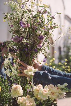 Kinfolk Workshop: Flower Potlucks - Kinfolk