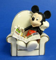 Mickey's memories :: Mathes Reading Figurines Collection