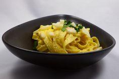 Die Spargel-Carbonara eine schöne Abwechslung zur gebräuchlichen Carbonara und schnell und einfach zubereitet.