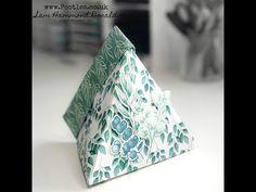 Envelope Book, Folded Book Art, Book Folding, Book Sculpture, Paper Sculptures, Fancy Fold Cards, Treat Holder, Craft Videos, Gift Bags