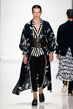 SS14 Japanese designers Collections presented at the Mercedes-Benz Fashion Week Russia