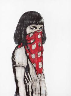Buy Urban Art online from the world's best graffiti and street artists at the GraffitiStreet online store. Protest Kunst, Protest Art, Graffiti Art, Arte Punk, Ddr Museum, Urbane Kunst, Plakat Design, Riot Grrrl, Political Art