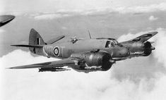 5562 Beaufighters had been produced by the time the last one was delivered in September 1945 and fifty-two operational Royal Air Force squadrons had been equipped with the type. Aircraft Photos, Ww2 Aircraft, Fighter Aircraft, Military Aircraft, Fighter Jets, Bristol Beaufighter, Ww2 Photos, Royal Air Force, Model Airplanes