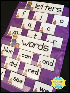 Reading/Language Arts on Pinterest | Sight Words, Comprehension and ...
